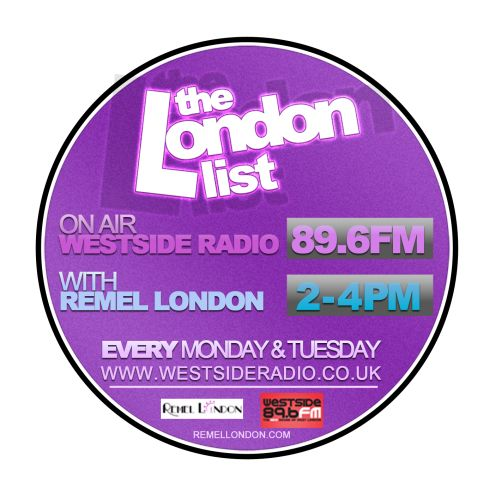 the london list new show