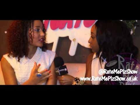 KYRA interview at #RateMePlz live  Autumn showcase & networking Party
