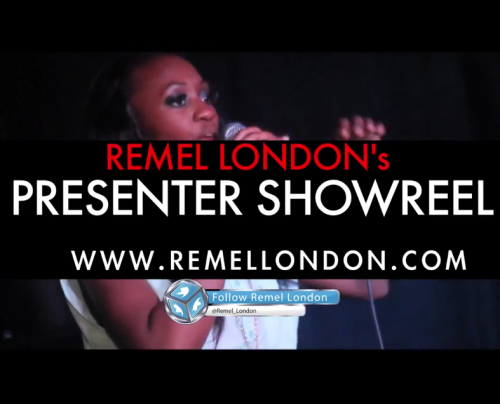 Check out Remel London's OFFICIAL SHOWREEL & BEST BITS OF 2012