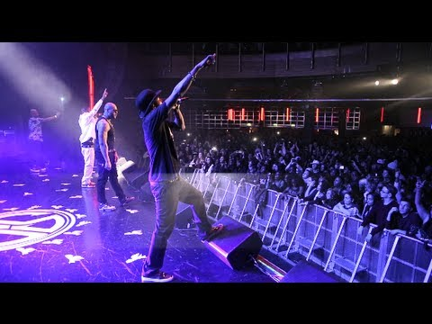 Link Up TV presents So Solid Crew Live At Indigo2