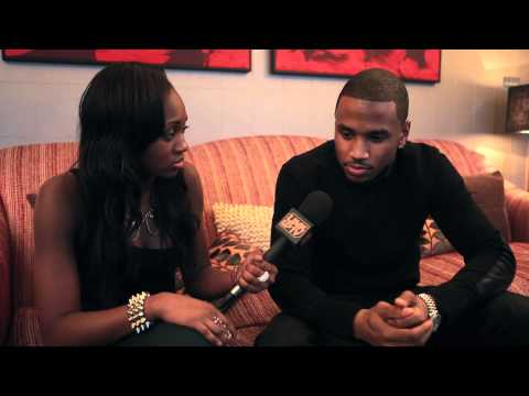 Remel London meets Trey Songz