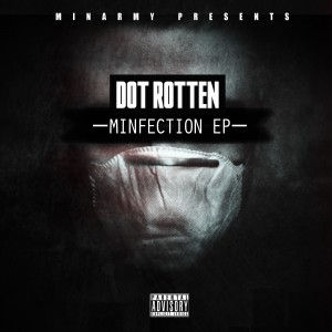 Minfection E.P Front