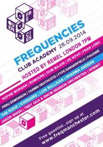 Sunday Frequencies Flyer Final