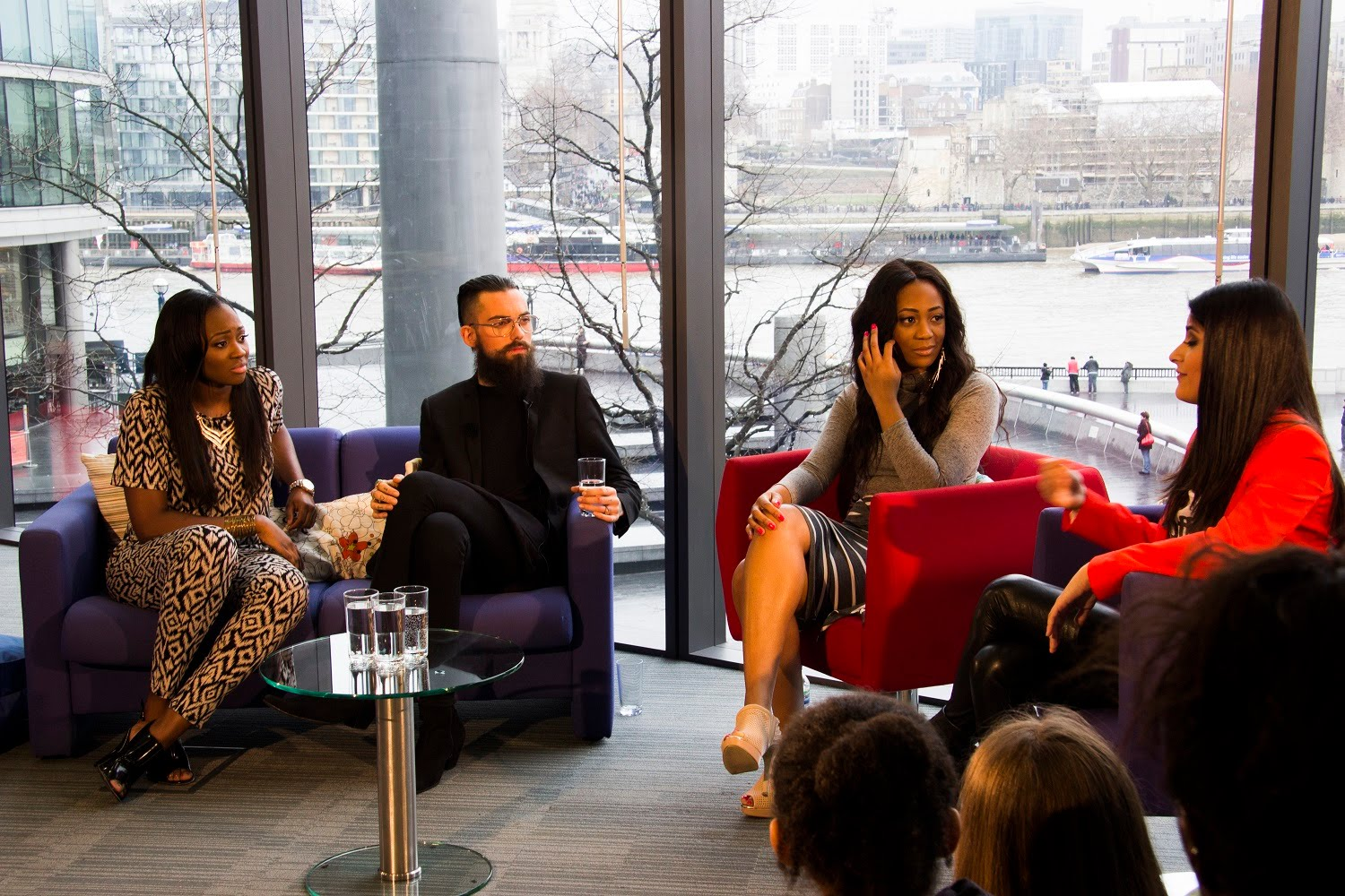 Girls Talk London Series 1| Are women losing confidence at work?