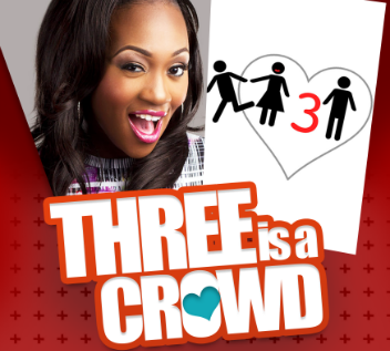 Three is a crowd front
