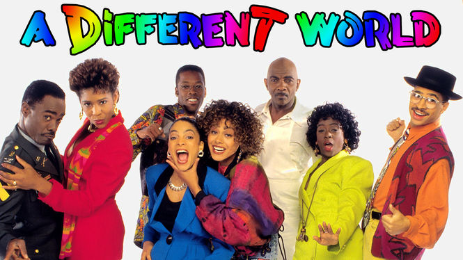 A different world cover