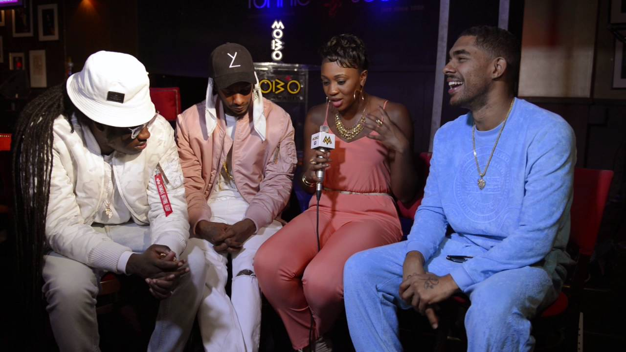 WSTRN react to best song and best newcomers MOBO Awards nominations