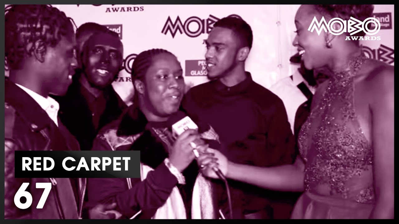 67's suave Red Carpet looks at the MOBO Awards 2016