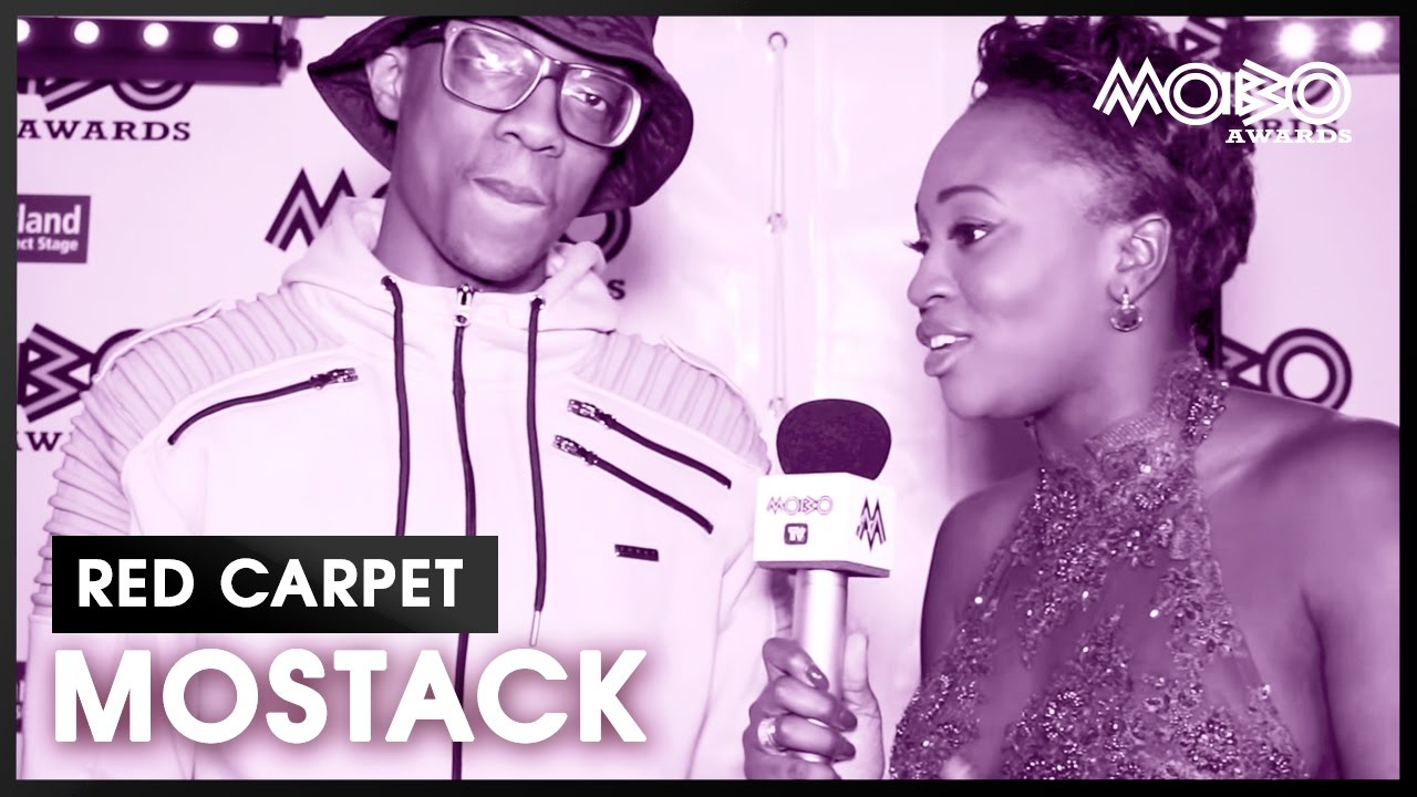 MoStack's making his mum proud at the MOBO Awards 2016